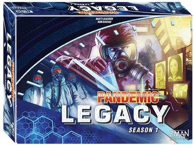 Pandemic Legacy Blue [NL]