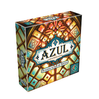 Azul: Stained Glass of Sintra [NL-FR]