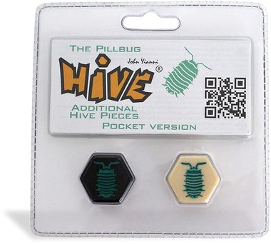Hive Pocket: Pillbug