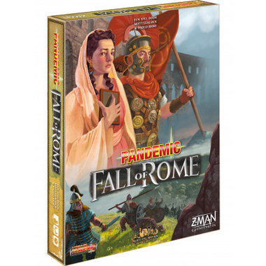Pandemic Fall of Rome [NL]