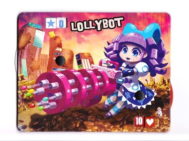 King of Tokyo/King of New York: Lollybot