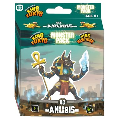 King of Tokyo/King of New York: Monster Pack - Anubis
