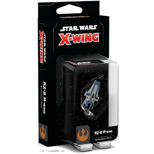 Star Wars X-Wing 2.0 - RZ-2 A-Wing Expansion Pack