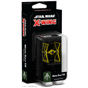 Star Wars X-Wing 2.0 - Mining Guild TIE Expansion Pack