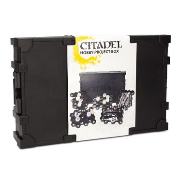 Hobby Project Box (Citadel)