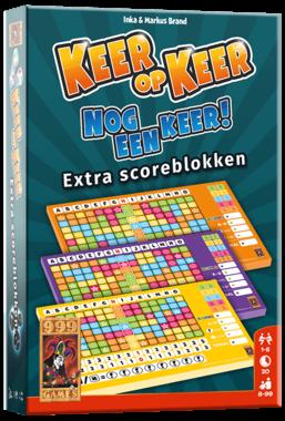 Keer op Keer: Nog Een Keer (Extra Scoreblokken - Level 2, 3 en 4)