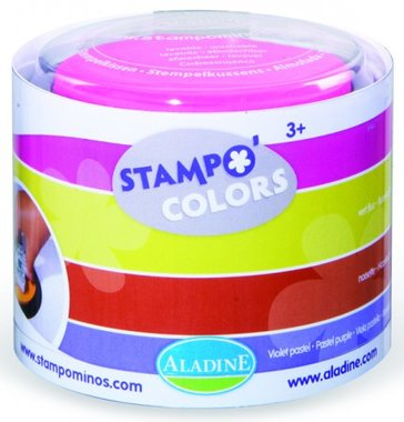 Stampo Colours Festival (Gekleurde Stempelkussens)