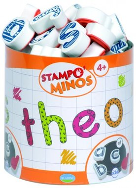 Stampo Minos Alfabet Kleine Letters
