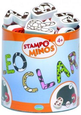 Stampo Minos Alfabet Hoofdletters