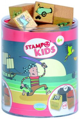 Stampo Kids Piraten