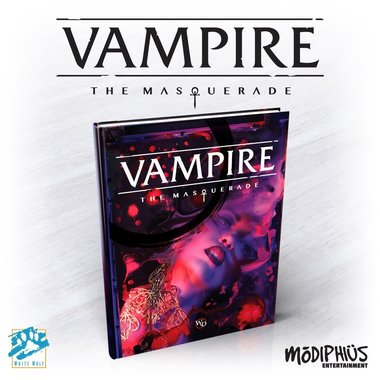 Vampire: The Masquerade (5th Edition) - Core Rulebook