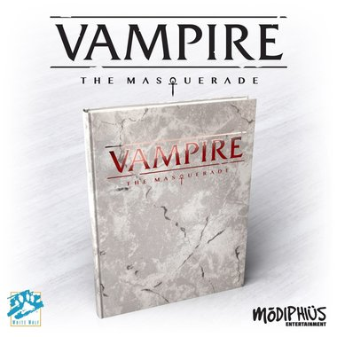Vampire: The Masquerade (5th Edition) - Core Rulebook (Deluxe Edition)