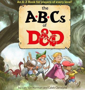 Dungeons & Dragons: ABCs of D&D