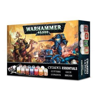 Warhammer 40,000 - Citadel Essentials Set