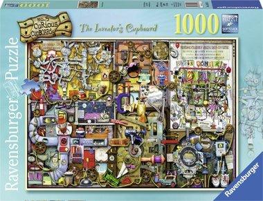 The Inventors Cupboard - Puzzel (1000)