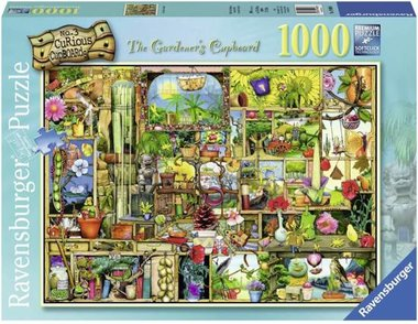 The Gardeners Cupboard  - Puzzel (1000)