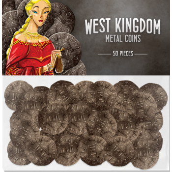 West Kingdom: Metal Coins