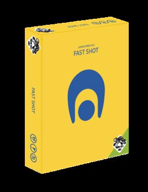 Fast Shot (Geel/Blauw Editie)