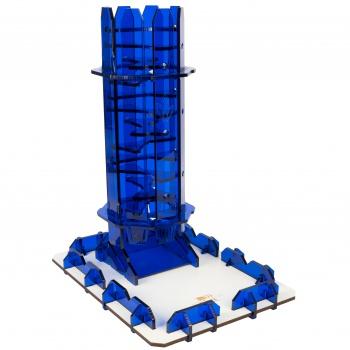 Blackfire Dice Tower (Sapphire Twister)