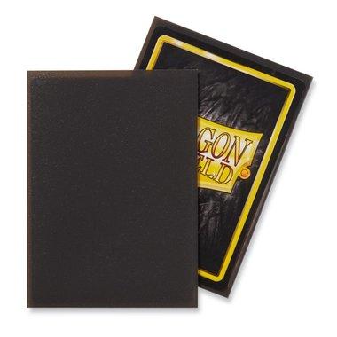 Dragon Shield Card Sleeves: Standard Matte Slate (63x88mm) - 100 stuks