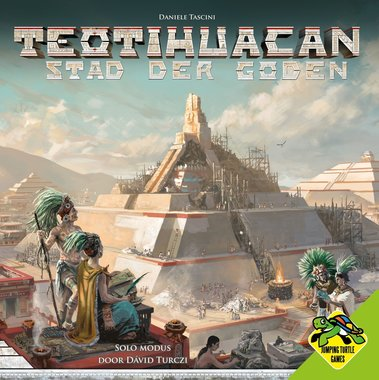 Teotihuacan: Stad der Goden [NL]