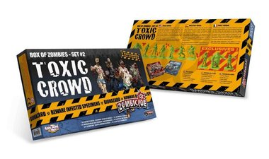 Zombicide Box of Zombies Set 2: Toxic Crowd