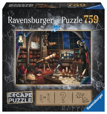 Escape Puzzel 1: Het Observatorium (759)