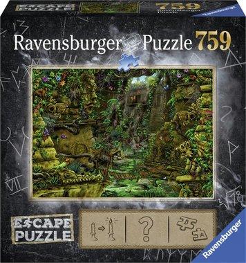 Escape Puzzel 2: Het Tempelcomplex (759)