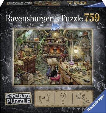 Escape Puzzel 3: De Keuken van de Heks (759)