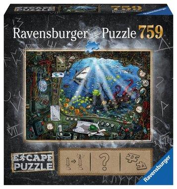 Escape Puzzel 4: De Onderzeeër (759)