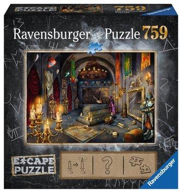 Escape Puzzel 6: Kasteel van de Vampier (759)