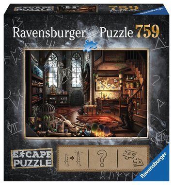Escape Puzzel 5: Draken Laboratorium (759)