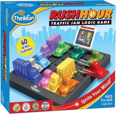 Rush Hour (8+)