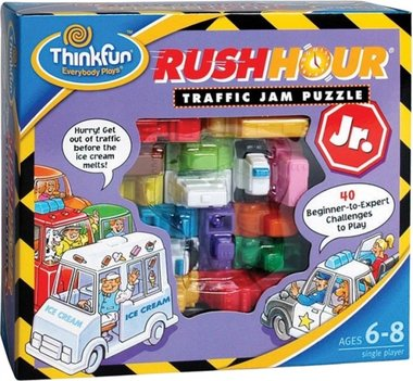 Rush Hour Junior (5+)