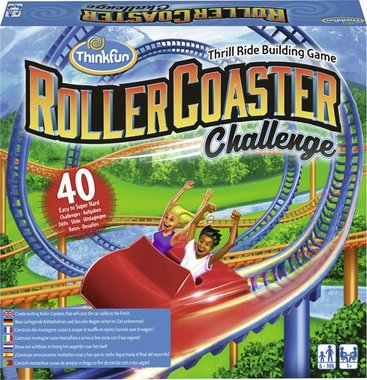 Roller Coaster Challenge (6+)