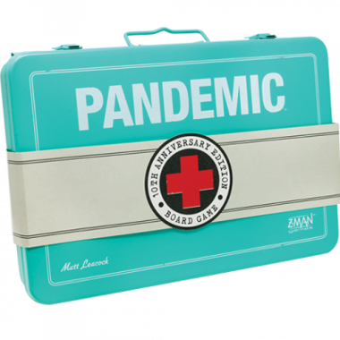Pandemic - 10th Anniversary Edition (NL)