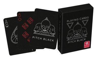 Pokerkaarten Pitch Black