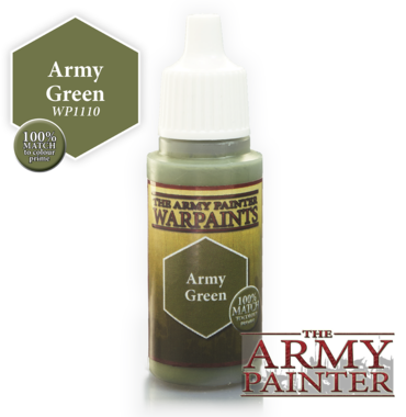 Army Green (The Army Painter)