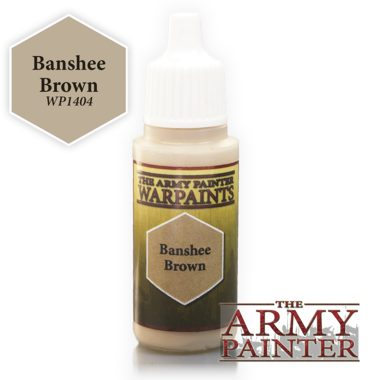 Banshee Brown (The Army Painter)