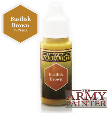 Basilisk Brown (The Army Painter)