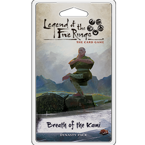 Legend of the Five Rings: The Card Game - Breath of the Kami