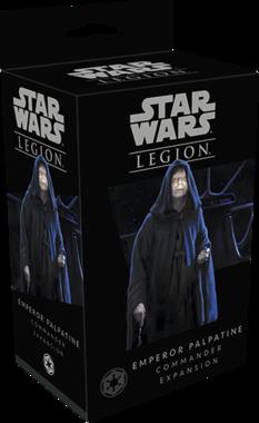 Star Wars Legion: Emperor Palpatine Commander Expansion