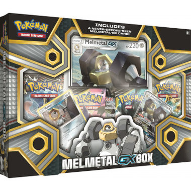 Pokémon: Melmetal GX Box