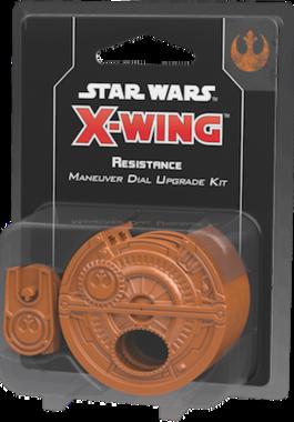 Star Wars X-Wing 2.0 - Resistance Maneuver Dial Upgrade Kit