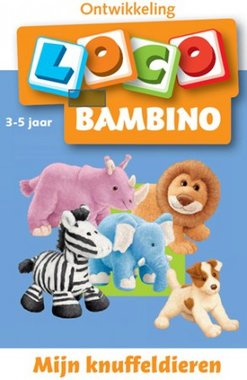 Bambino Loco - Mijn Knuffeldieren (3-5 jaar)