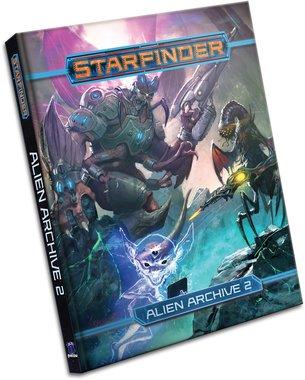 Starfinder: Alien Archive 2