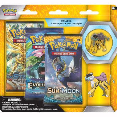 Pokémon: Legendary Beasts (Raikou)