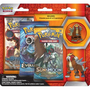 Pokémon: Legendary Beasts (Entei)