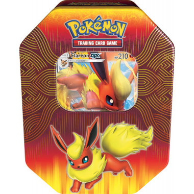 Pokémon: Elemental Power Tin (Flareon)