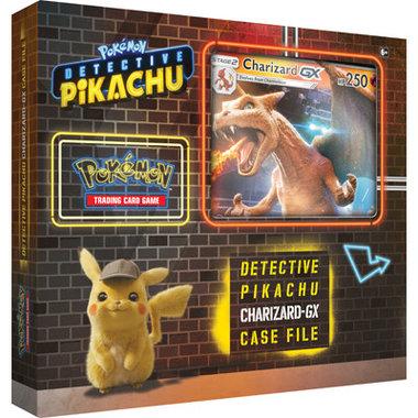 Pokémon: Detective Pikachu - Charizard GX Case File
